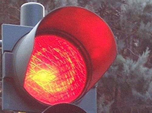 Коап проезд на красный свет